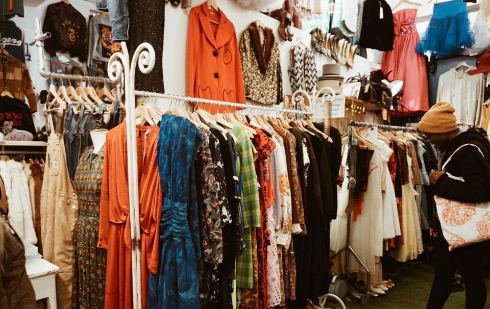 Portobello Road Market Vintage Laden
