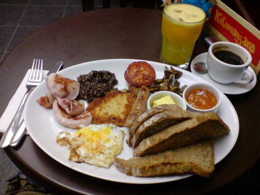 Restaurant Tipps Edinburgh Scottish Breakfast