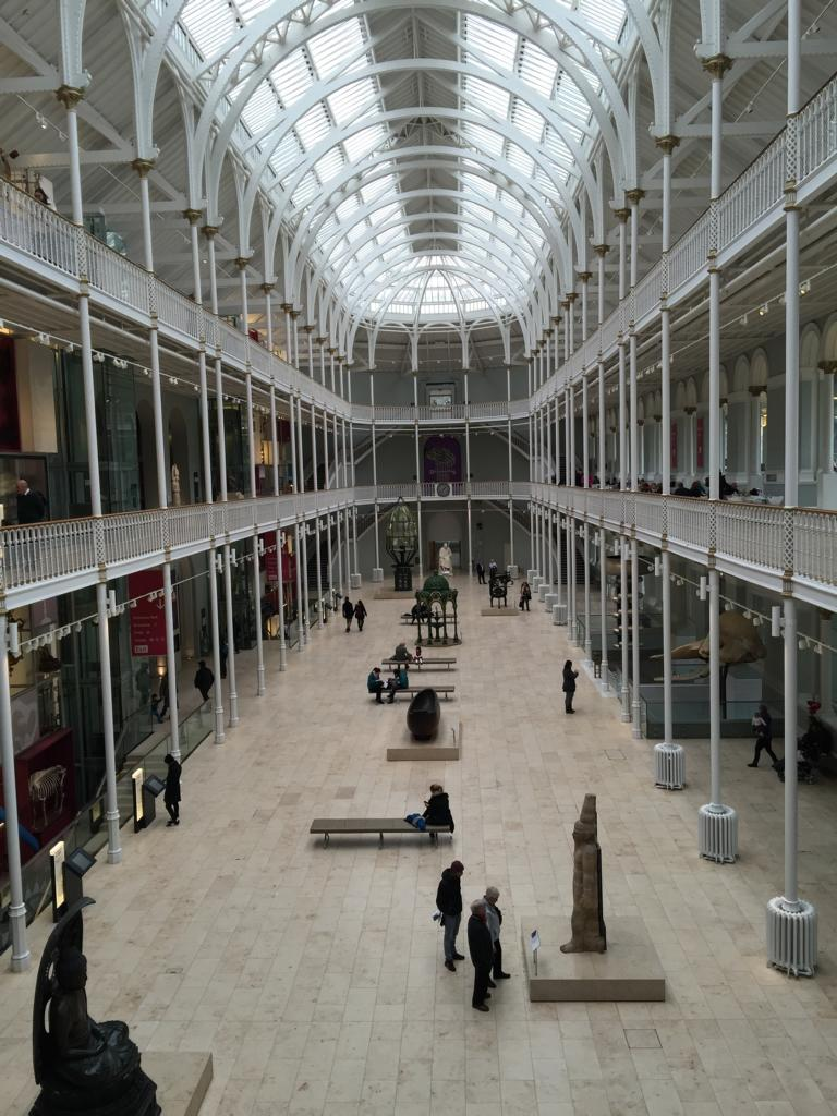 Edinburgh National Museums of Scotland