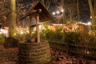 Erlebniswelt ZOOM - Winterwunderland in Zoo Kulisse
