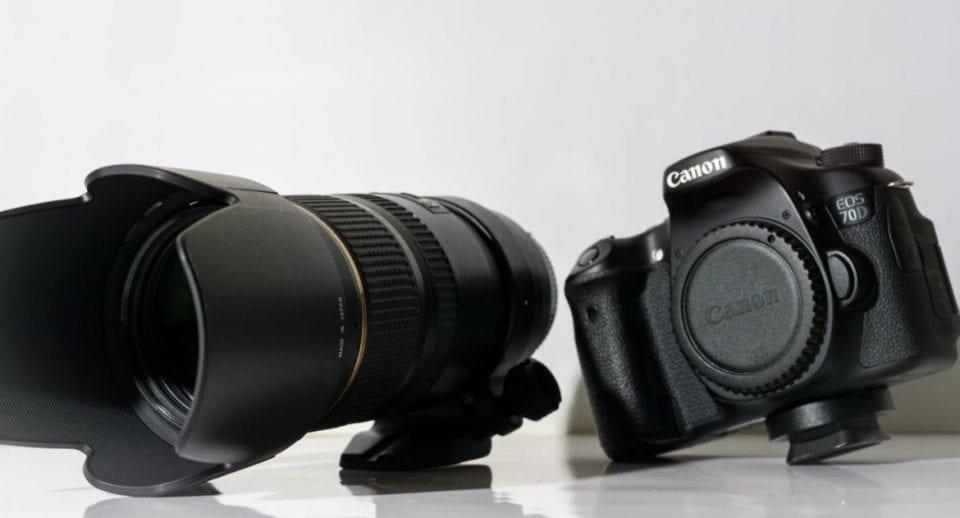 Das perfekte Paar für die Tierfotografie in der Reisefotografie Ausrüstung