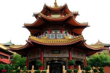 pagoda Phantasialand