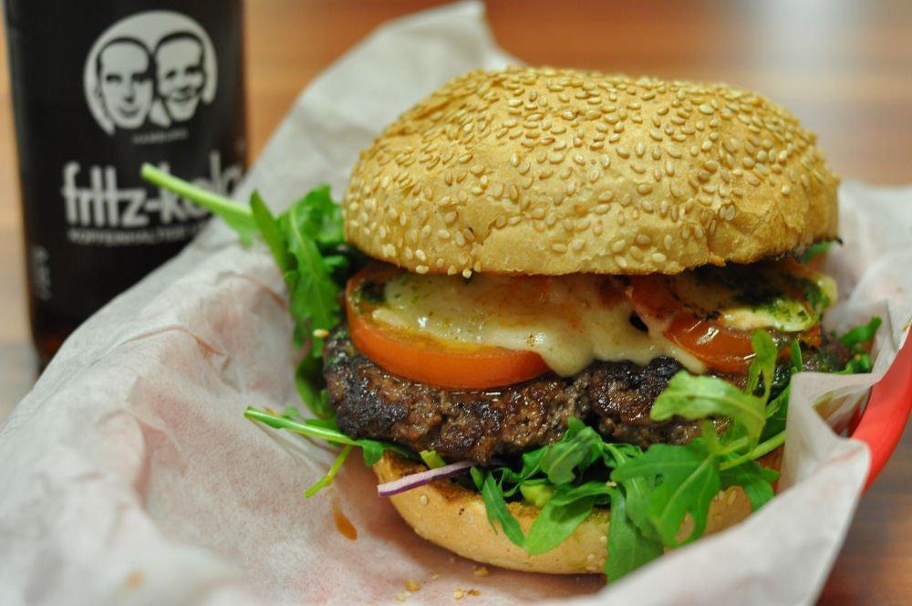 Burger Test - Piwy's Burger Oberhausen - Erfahrungsbericht