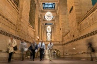Grand Central Terminal von innen