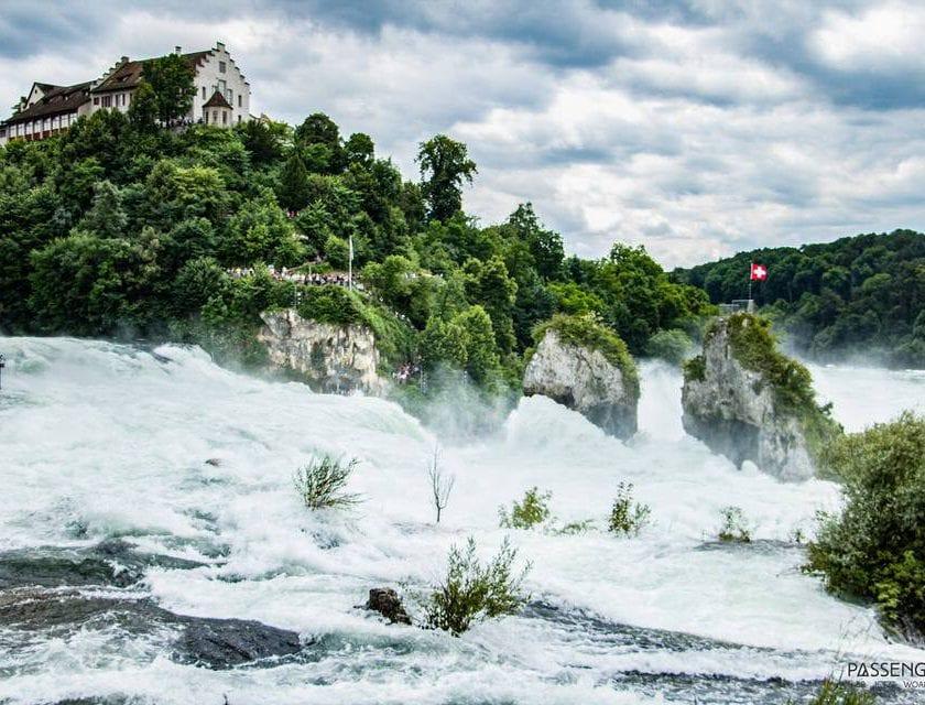 Rheinfall Schweiz