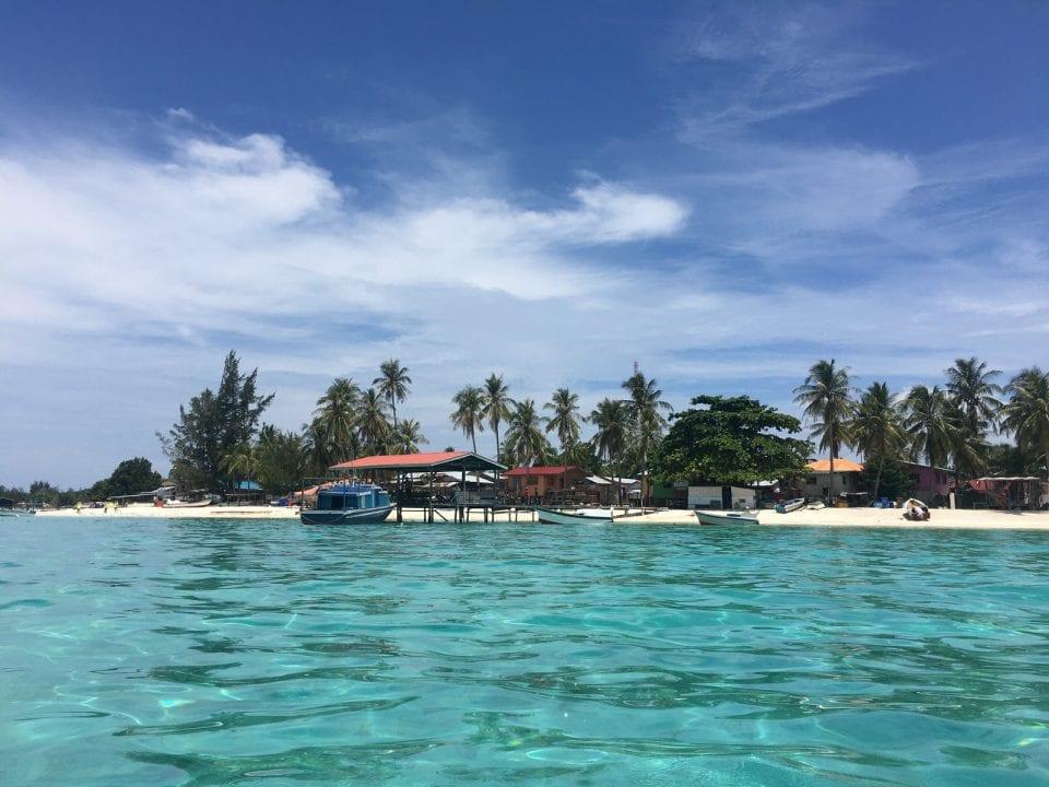 mantanani island borneo