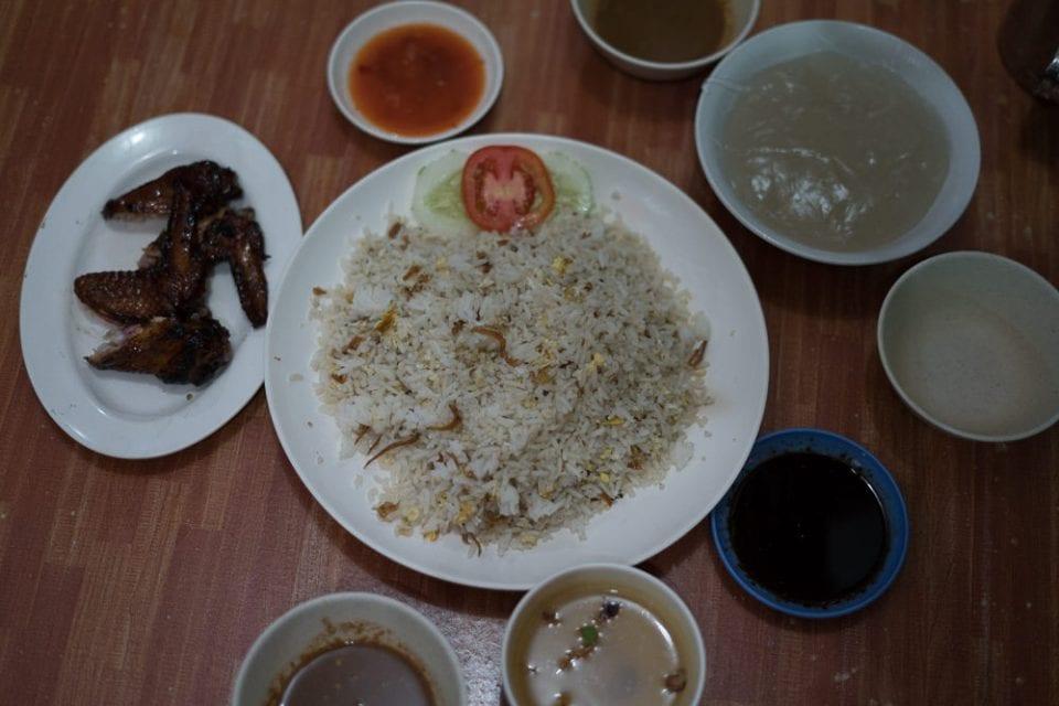 Borneo Malaysia Nasi Goreng Dabai