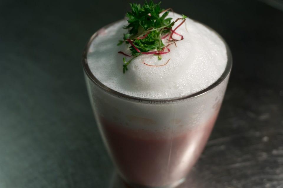 Bremer Spezialitäten - Rote Beete Suppe