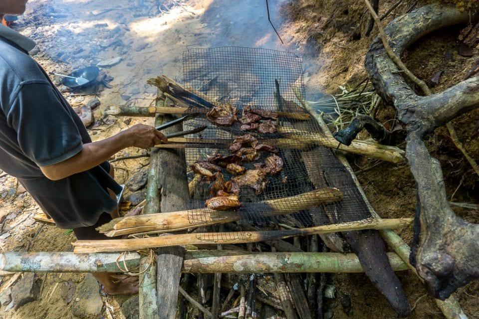 Borneo Batang Ai Kochkurs