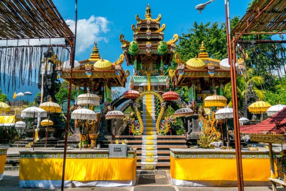 Pura Melanting Tempel Bali Permuteran