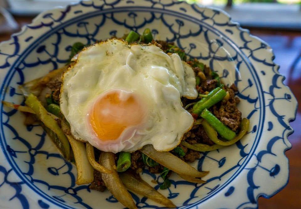 Krapao Rezept aus Thailand