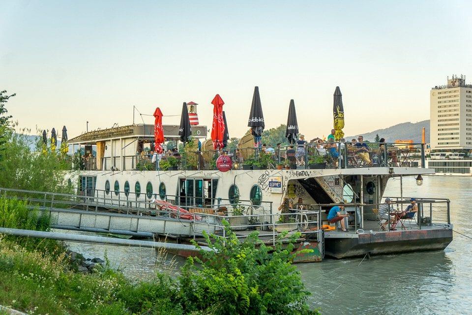 Urlaub in Österreich - Linz Donau