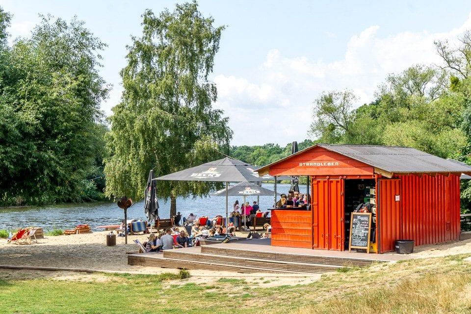 Strand Hannover Bar