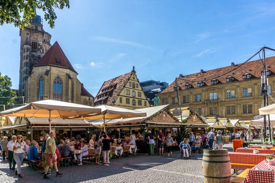 Weindorf Stuttgart