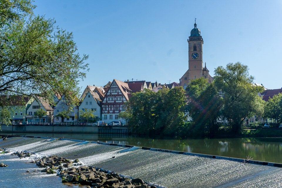 Neckar Nürtingen