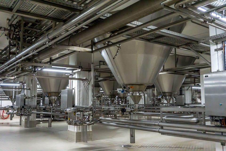 Dinkelacker Brauerei Stuttgart Brauereiführung