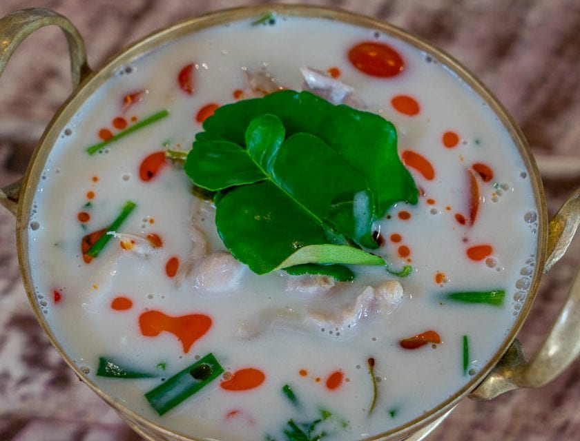 Tom Kha Gai Suppe Rezept