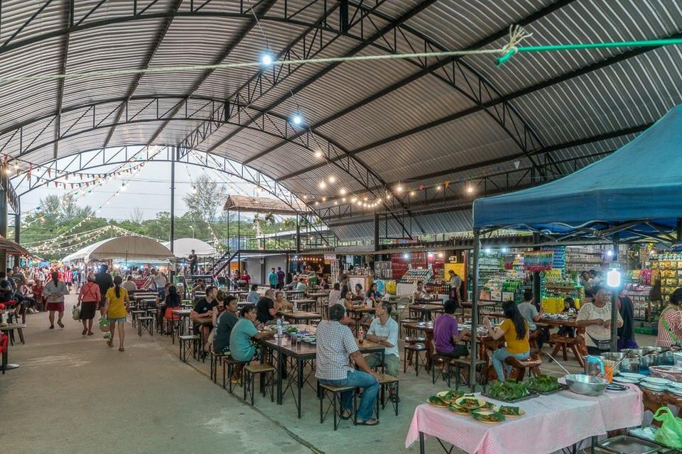 Khao Lak Ausflüge und Tipps Build Market