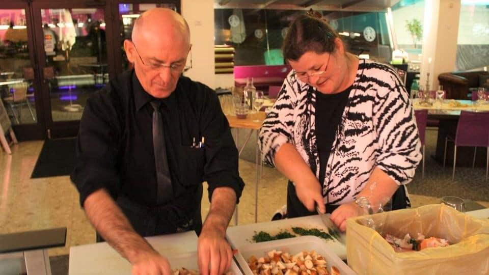 Monika und Petar Fuchs
