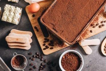 tiramisu dessert italien