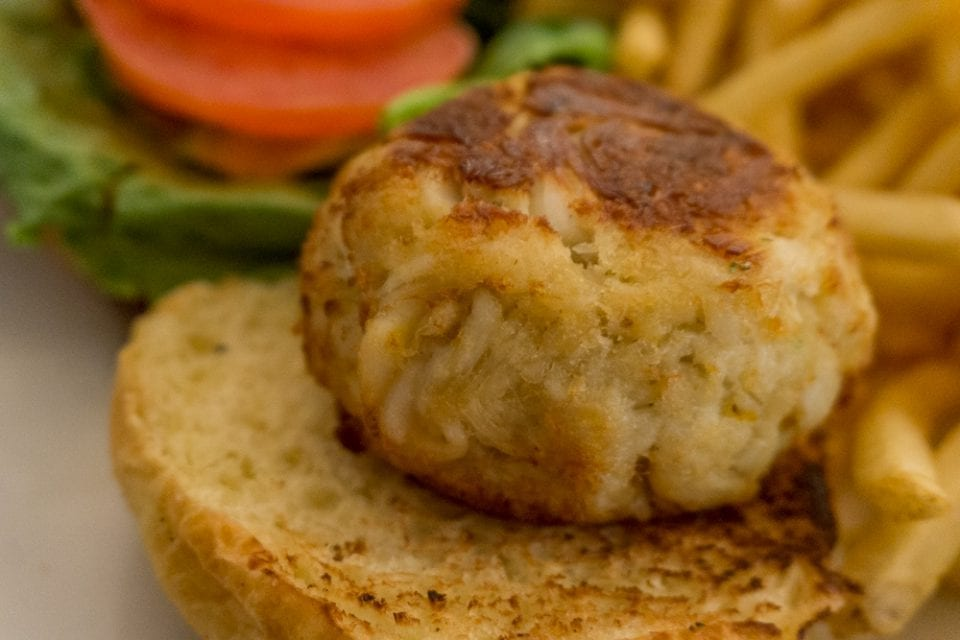 Rezept: Traditioneller Maryland Crab Cake aus den USA