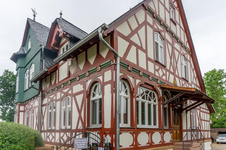 Waldschlösschen Restaurant Marburg Sehenswürdigkeiten