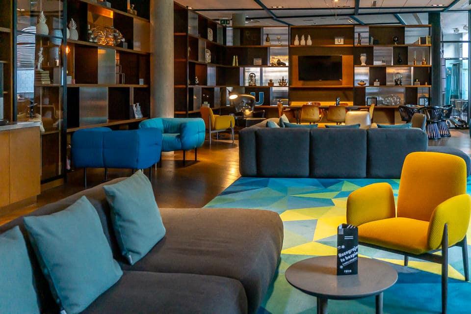Puro Posen Poznan Hotel Lobby