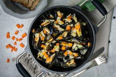 Muscheln rheinische Art Rezept - wie von Oma