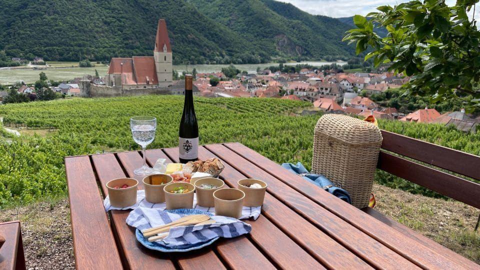 Essen in der Wachau hofmeisterei hirtzberger