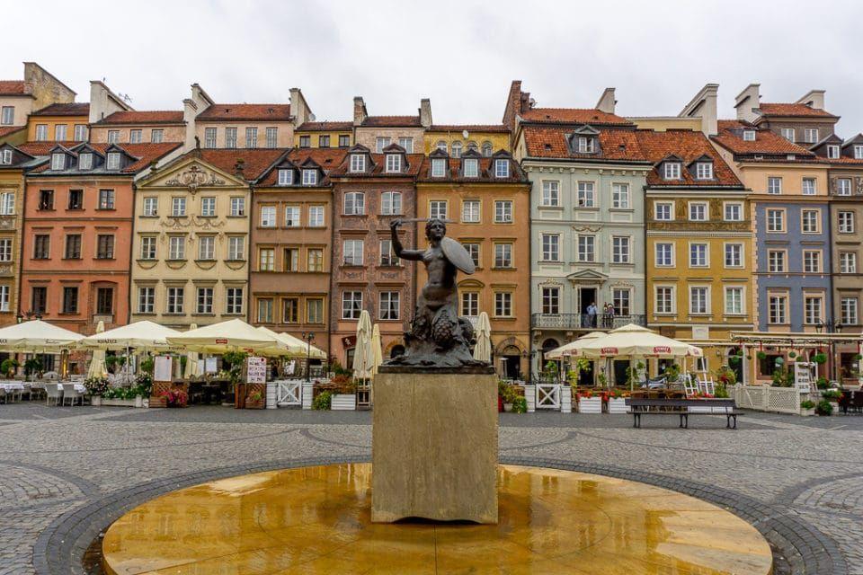 UNESCO-WelterbeWarschauer Altstadt