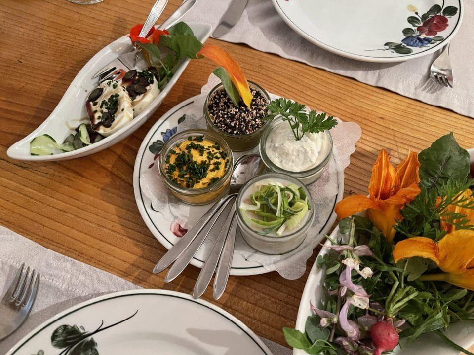 Essen in der Wachau nikolaihof